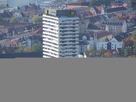 Universum Center, Ulm
