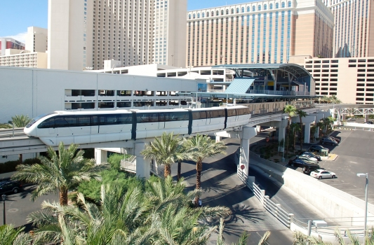 Las Vegas Monorail System