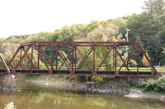 WACR Winooski River Bridge (West)