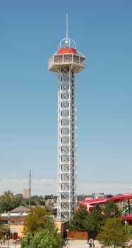 Elitch Gardens Observation Tower