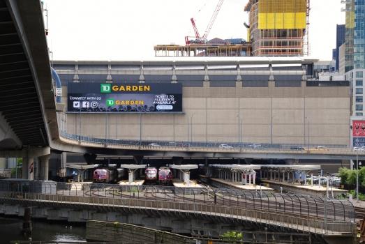TD Banknorth Garden / North Station
