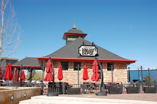 Boulder Railroad Depot