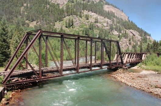 DRGW Elk Park Bridge
