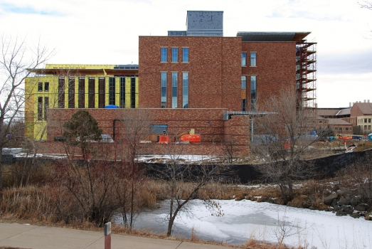 Aerospace Engineering Sciences Building