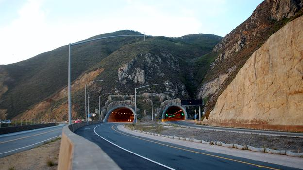 Devil's Slide Tunnel