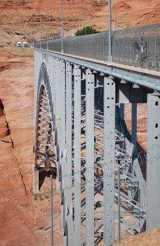 Glen Canyon Bridge
