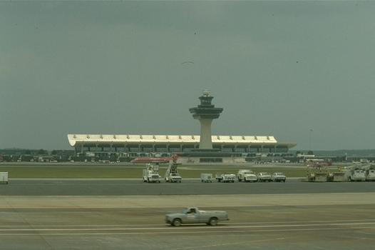 Dulles Airport Terminal, Near Washington, DC