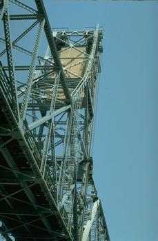 Burlington-Bristol Bridge, as seen from Burlington, NJ
