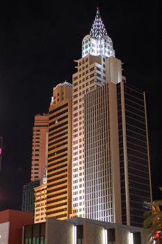 New York-New York - Night view