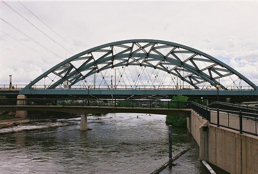 Speer Boulevard Platte River Bridge