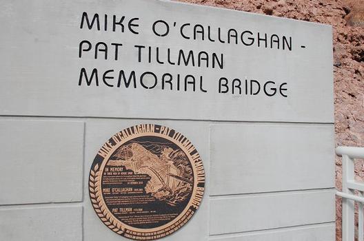Mike O'Callaghan-Pat Tillman Memorial Bridge