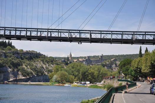 Pont suspendu de Saint-Martin