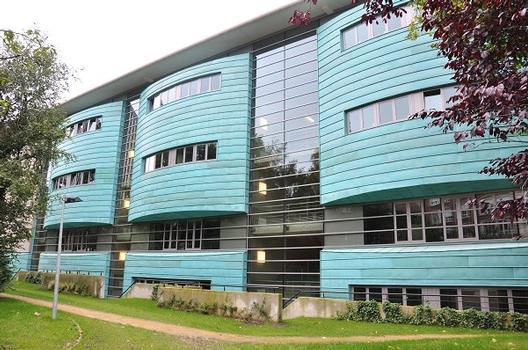 Solbosch-Campus Gebäude R42