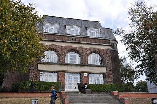 Solbosch-Campus-Gebäude E2