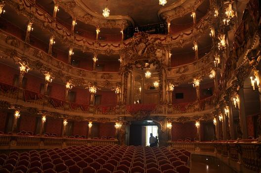 Cuvilliés-Theater