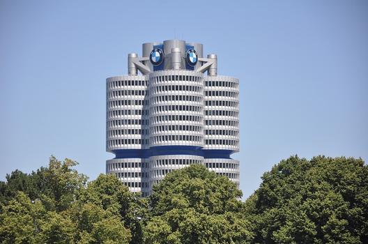 BMW tower