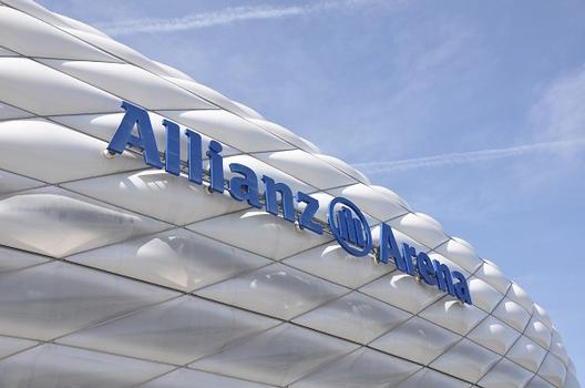 Stade de football Allianz Arena