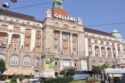 Gellértbad und -hotel
