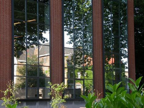Solbosch-Campus Gebäude C