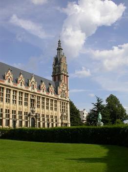 Solbosch-Campus Gebäude A