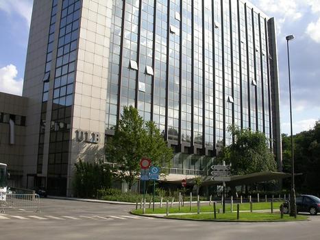 Solbosch-Campus Gebäude S