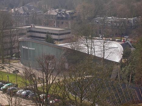 P-E Janson-Auditorium der Université Libre de Bruxelles