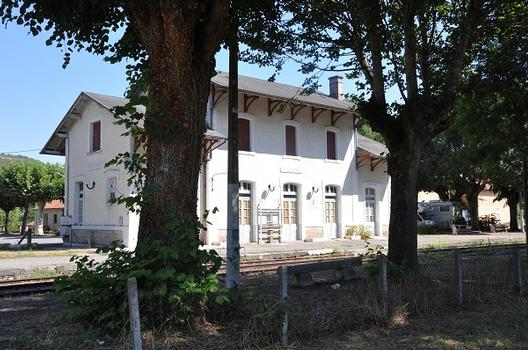 Bahnhof Cajarc