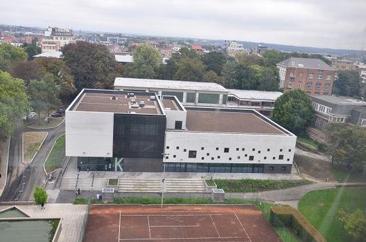 Auditorium K der Freien Universität Brüssel