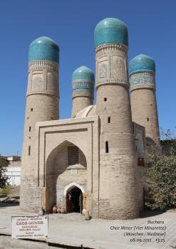 Tschor-Minar-Madrasa