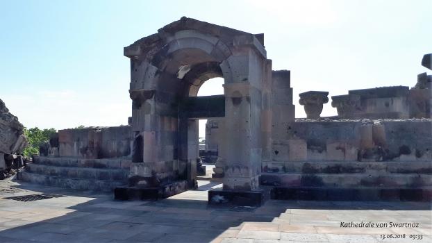Kathedrale von Swartnoz