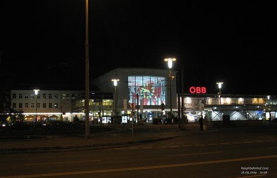Graz Central Station