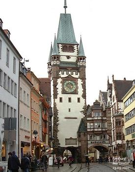 Freiburg i.B – Martinstor