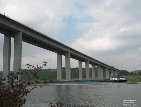 Mainbrücke Marktbreit