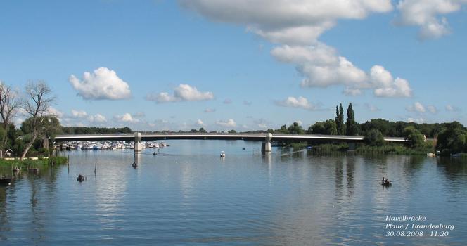 Havelbrücke Plaue