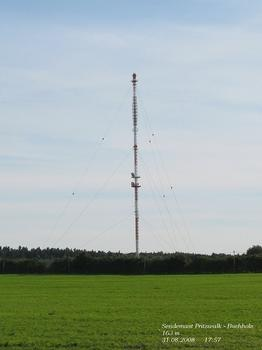 Pritzwalk Transmission Mast