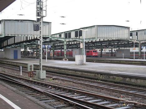 Duisburg - Hauptbahnhof