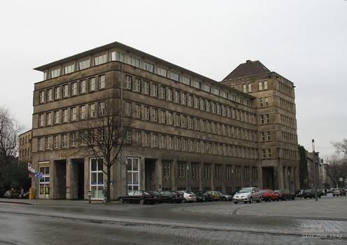 Duisburg Stadthaus