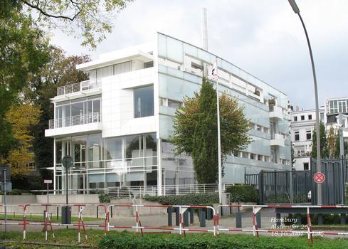 Hamburg - Alsterufer 26