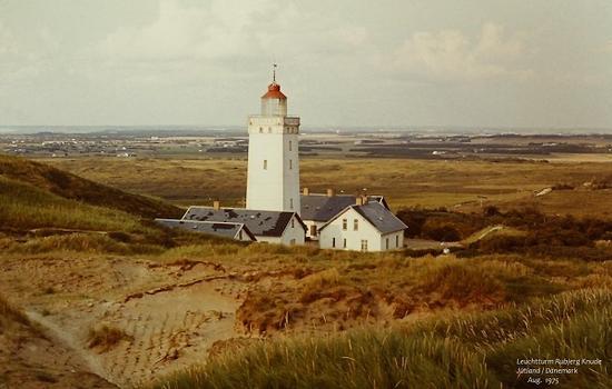 Leuchtturm Rubjerg Knude, Jütland, Dänemark