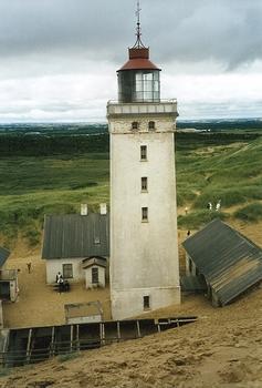 Rubjerg Knude / Dänemark: Leuchtturm