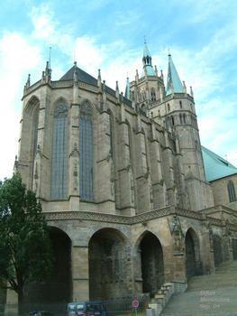 Erfurt - Cathédrale Sainte-Marie