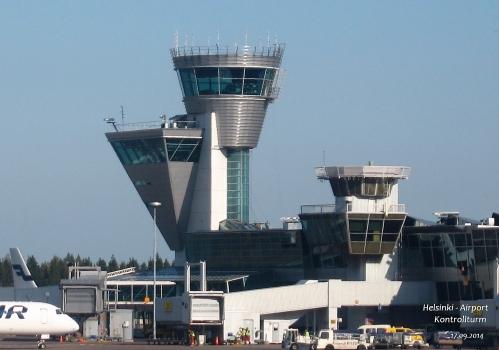 Aéroport d'Helsinki-Vantaa