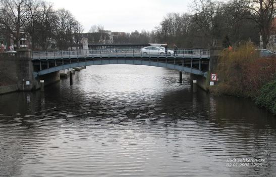 Hambourg / Hudtwalckerbrücke