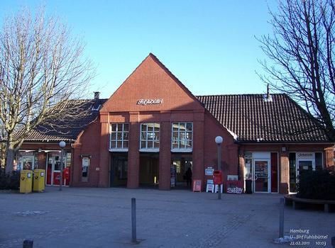 Fuhlsbüttel Metro Station