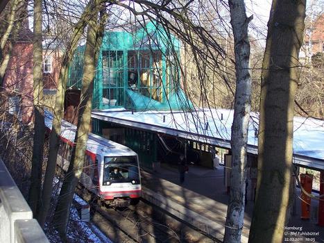 Hamburg: U-Bhf Fuhlsbüttel