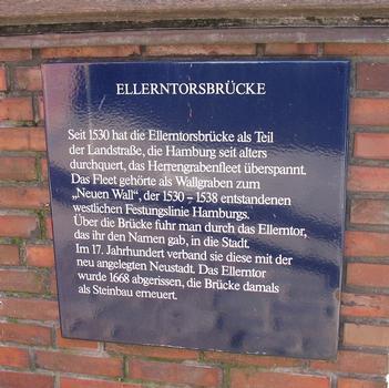 Hamburg: Ellerntorsbrücke