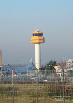 Aéroport de Hambourg - Tour de contrôle