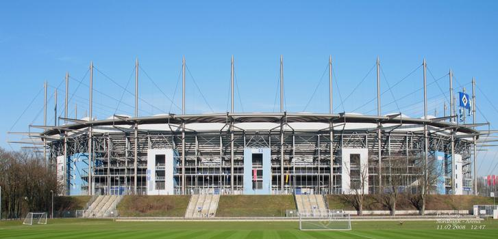 Hamburg HSH Nordbank-Arena