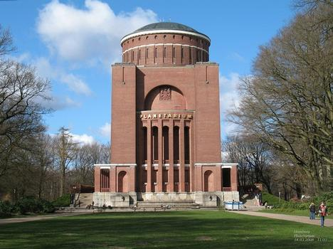 Hambourg Planetarium