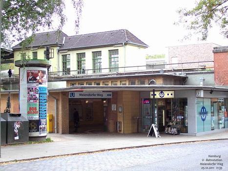 U-Bahnhof Meiendorfer Weg, Hamburg